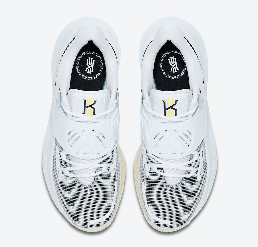 Nike Kyrie Low 3 Glow in the Dark CJ1286-100 Release Date Info