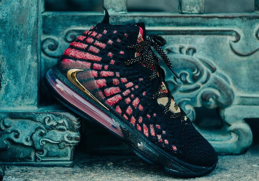 Nike LeBron 17 Courage Release Date Info