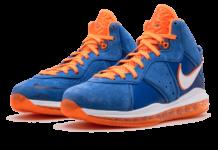 Nike LeBron 8 HWC Hardwood Classic CV1750-400 2021 Release Date Info