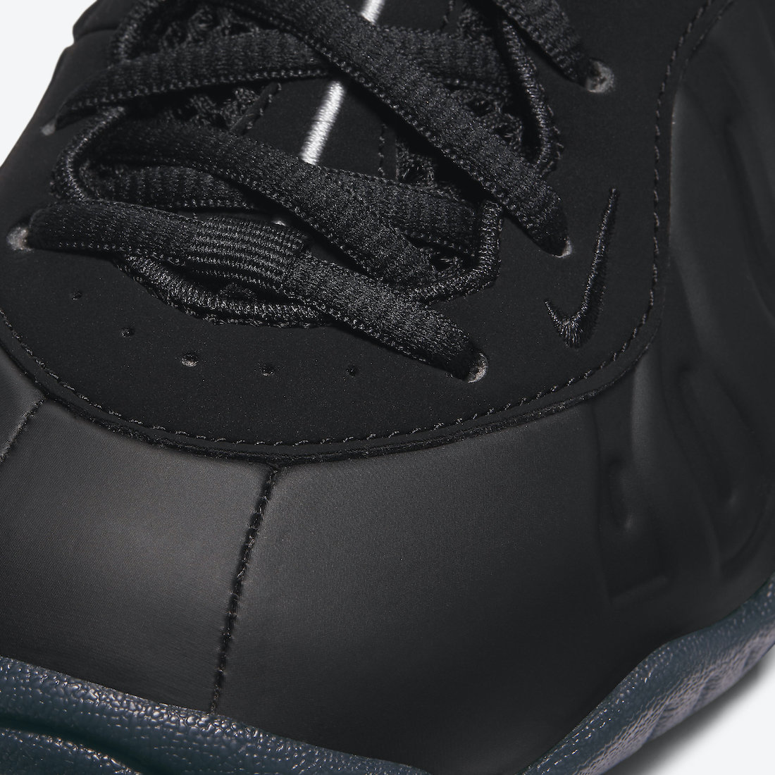 Nike Little Posite One Anthracite 644791-014 Release Date