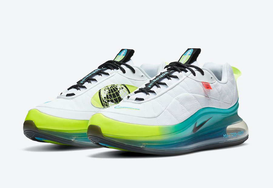 Nike MX 720-818 Worldwide CT1282-100 Release Date Info