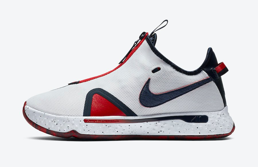 Nike PG 4 USA CD5082-101 Release Date Info