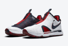 Nike PG 4 USA CD5082-101 Release Date Info