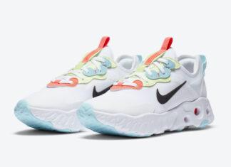 Nike React Art3mis Bright Crimson CN8203-101 Release Date Info