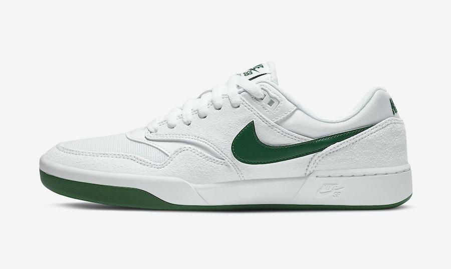 Nike SB GTS Return White Green CD4990-101 Release Date Info