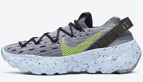 Nike Space Hippie 04 Neon Swoosh Release Date