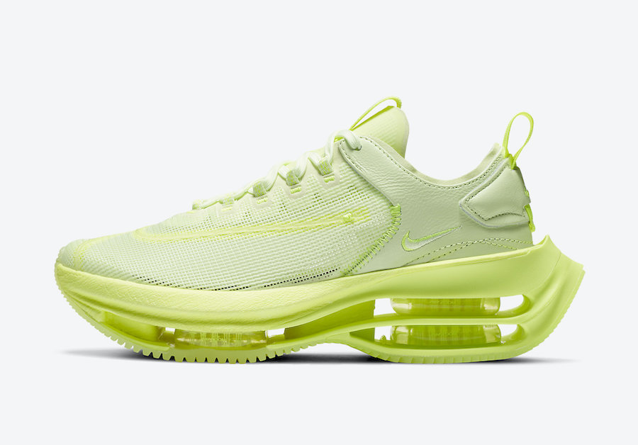 Nike Zoom Double Stacked Barely Volt CI0804-700 Release Date Info