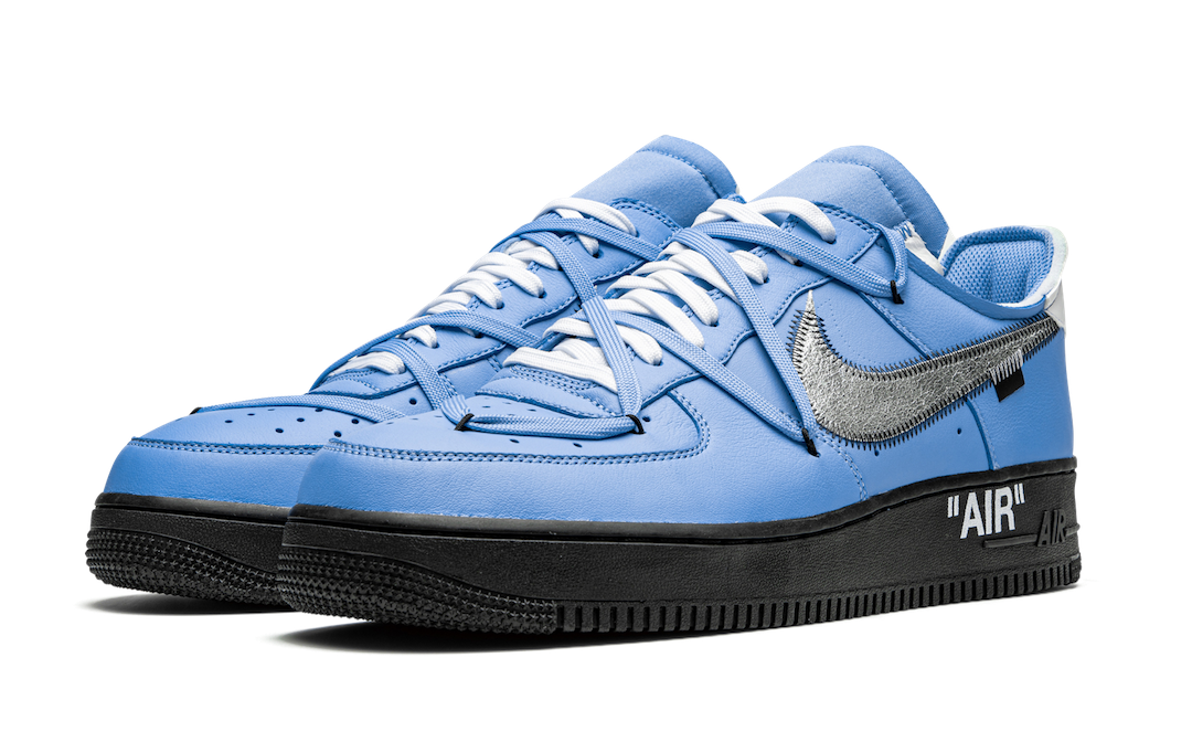 Off-White Nike Air Force 1 Low MCA Sample Release Date