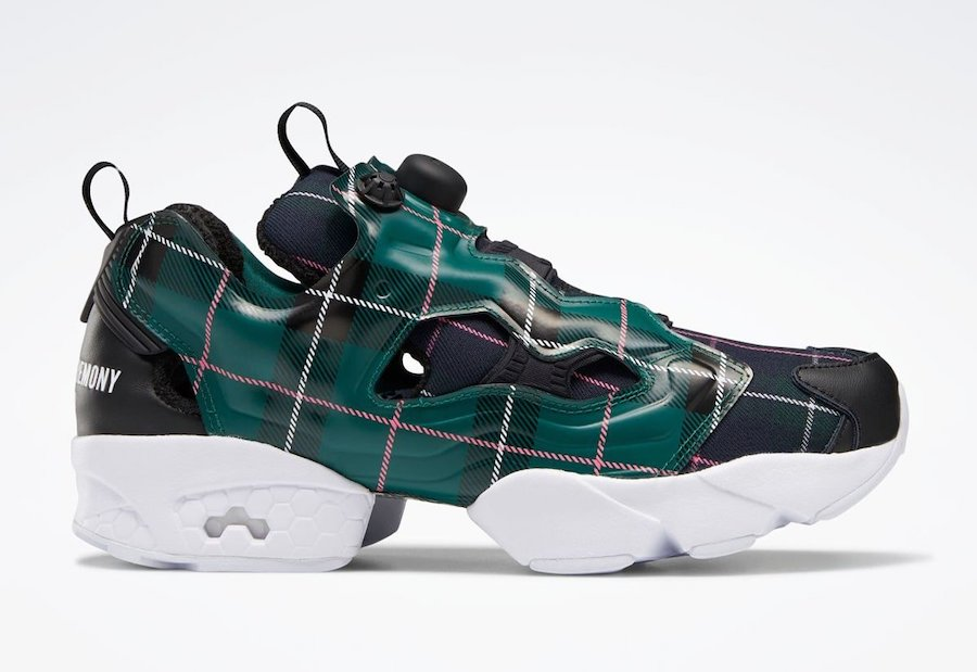 Opening Ceremony Reebok Instapump Fury Plaid FW2474 Release Date Info