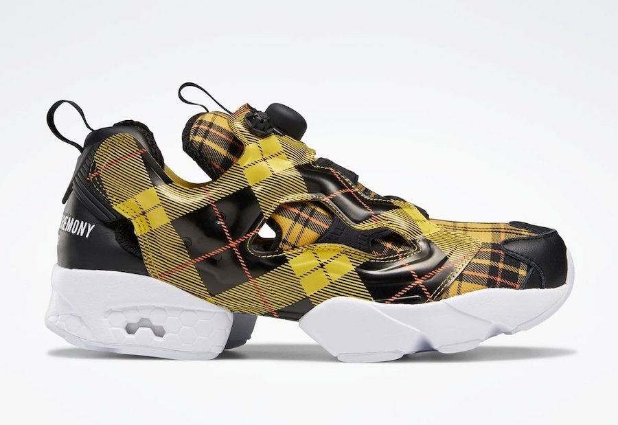Opening Ceremony Reebok Instapump Fury Plaid FW2475 Release Date Info