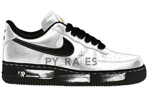 PEACEMINUSONE Nike Air Force 1 Para-Noise White Black 2020 Release Date
