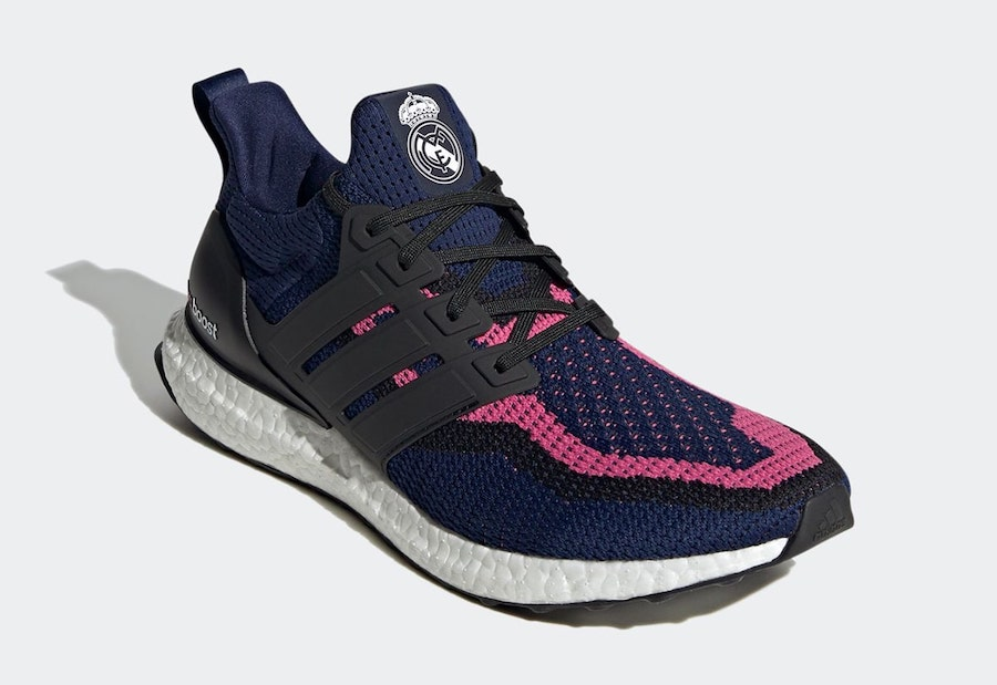 Real Madrid adidas Ultra Boost DNA FZ3623 Release Date Info