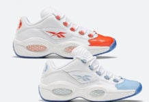 Reebok Question Low Summer Pack FX5000 FX4999 Release Date Info