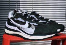 sacai Nike VaporWaffle Black White Release Date Info