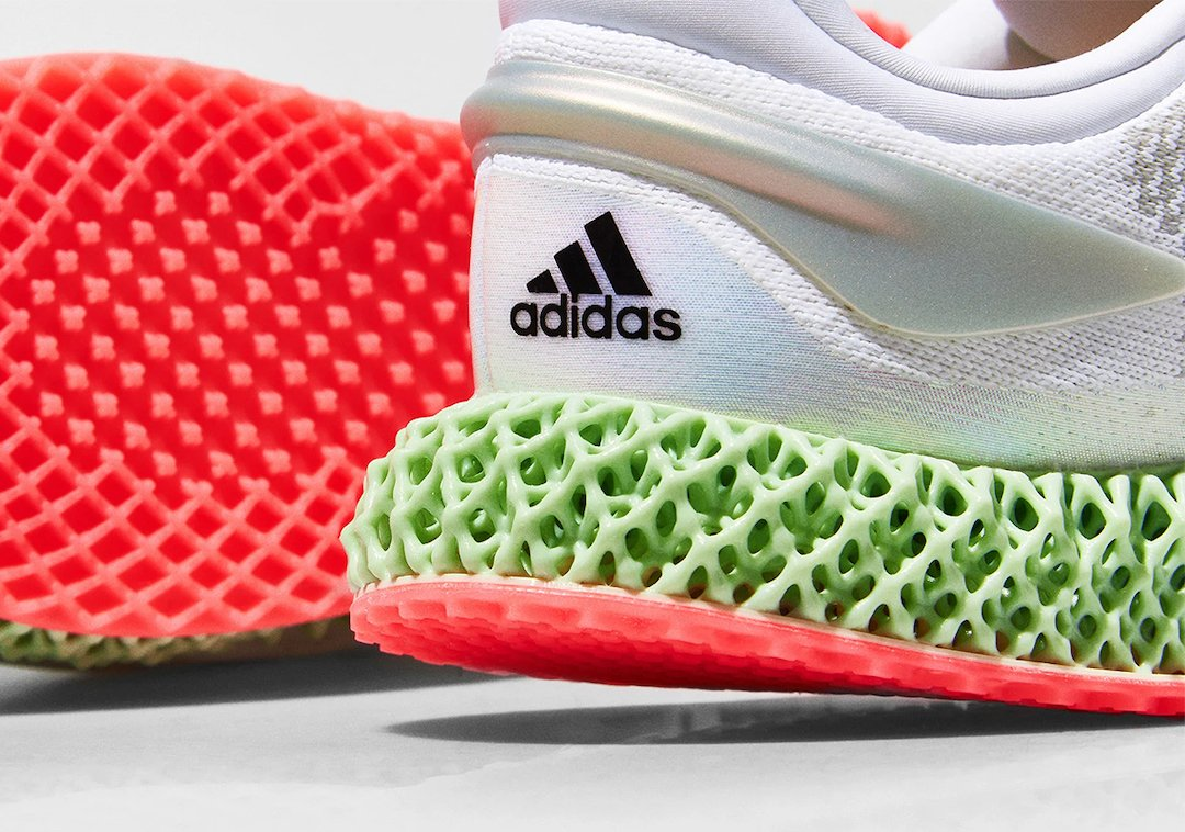 adidas 4D Run 1.0 White Silver Pink FV6960 Release Date Info