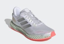 adidas 4D Run 1.0 Silver Pink FV6960 Release Date