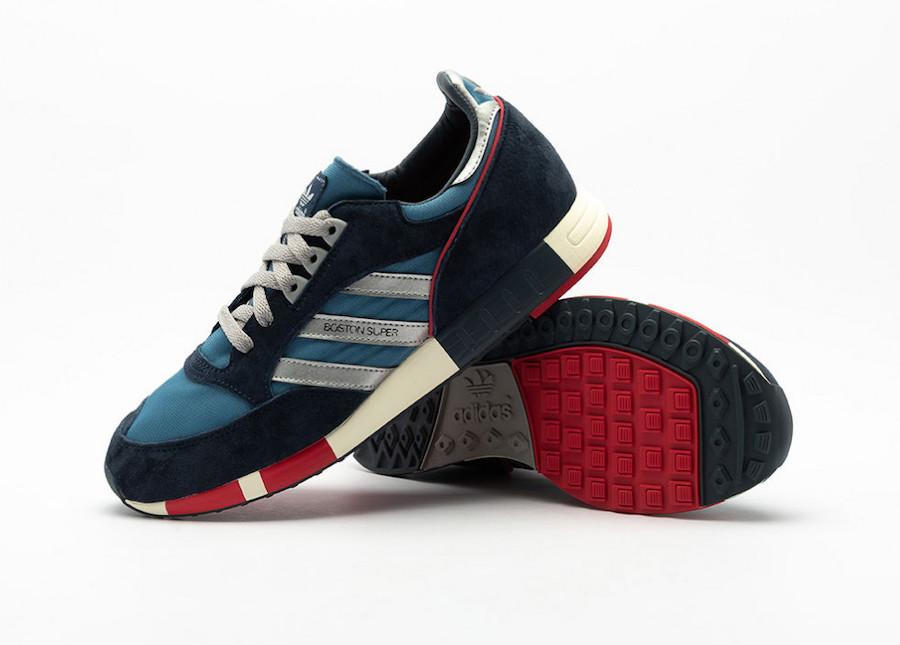 adidas Boston Super Stone Wash Blue M25419 Release Date Info