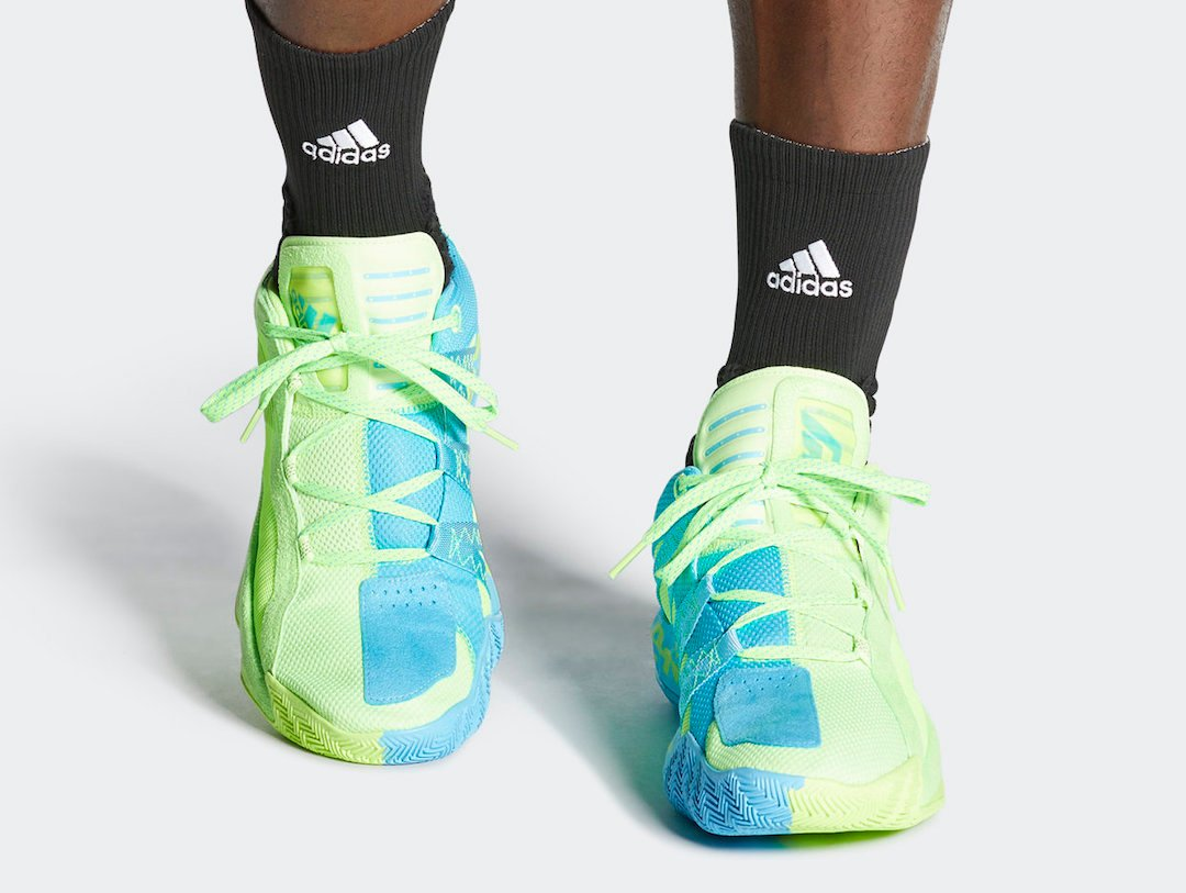 adidas Dame 6 McDonalds All American Game JamFest FW4507 Release Date Info