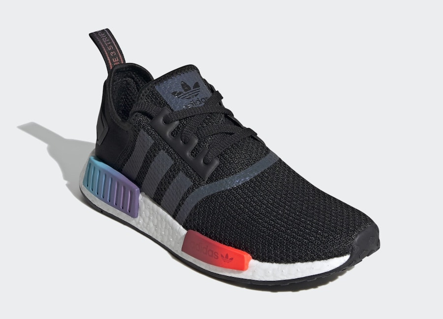 adidas NMD R1 Black White FW4365 Release Date Info