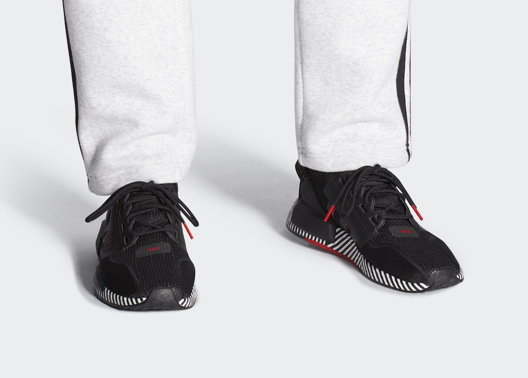 adidas NMD R1 V2 Black FY2104 Release Date Info