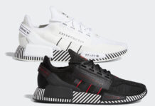 adidas NMD R1 V2 Dazzle Camo FY2105 FY2104 Release Date Info