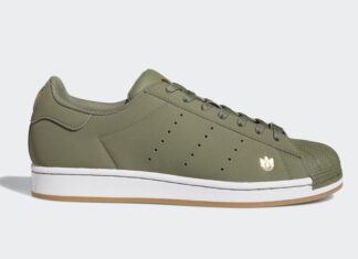 adidas Superstar Pure Legacy Green FZ2146 Release Date Info