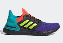 adidas Ultra Boost 2020 Black Multi FV8332 Release Date Info