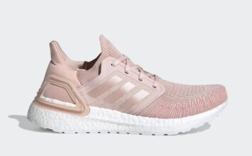 adidas Ultra Boost 2020 Vapour Pink FV8358 Release Date Info