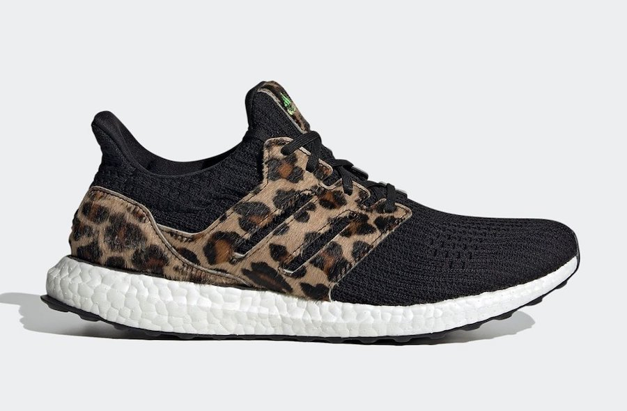 adidas Ultra Boost DNA Animal Leopard FZ2731 Release Date Info