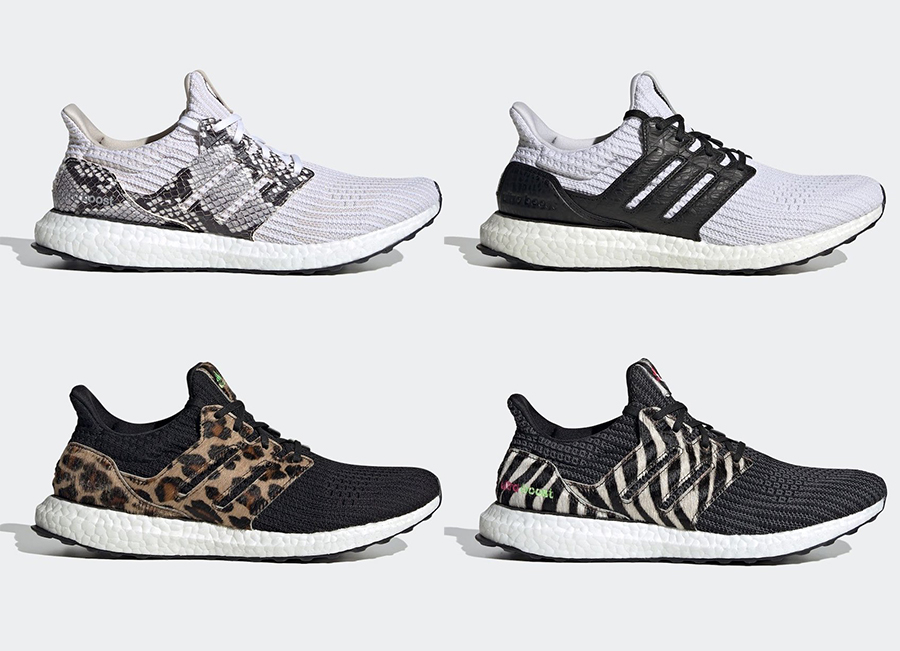 adidas Ultra Boost DNA Animal Pack Release Date Info