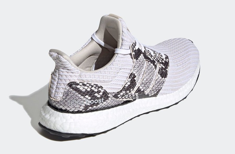 adidas Ultra Boost DNA Animal Python FZ2734 Release Date Info