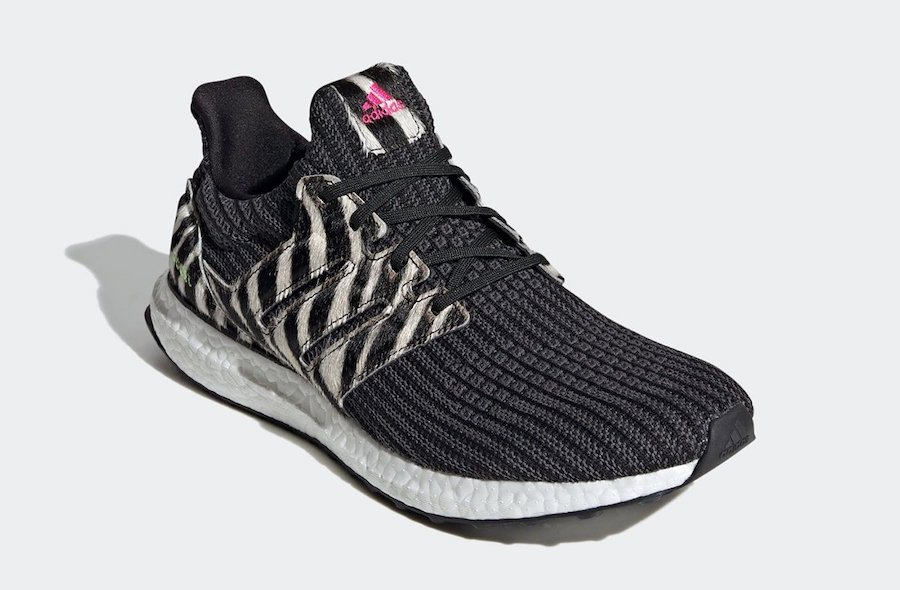 adidas Ultra Boost DNA Animal Zebra FZ2730 Release Date Info