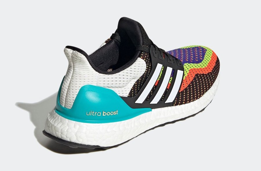 adidas Ultra Boost DNA Multi-Color FW8709 Release Date Info