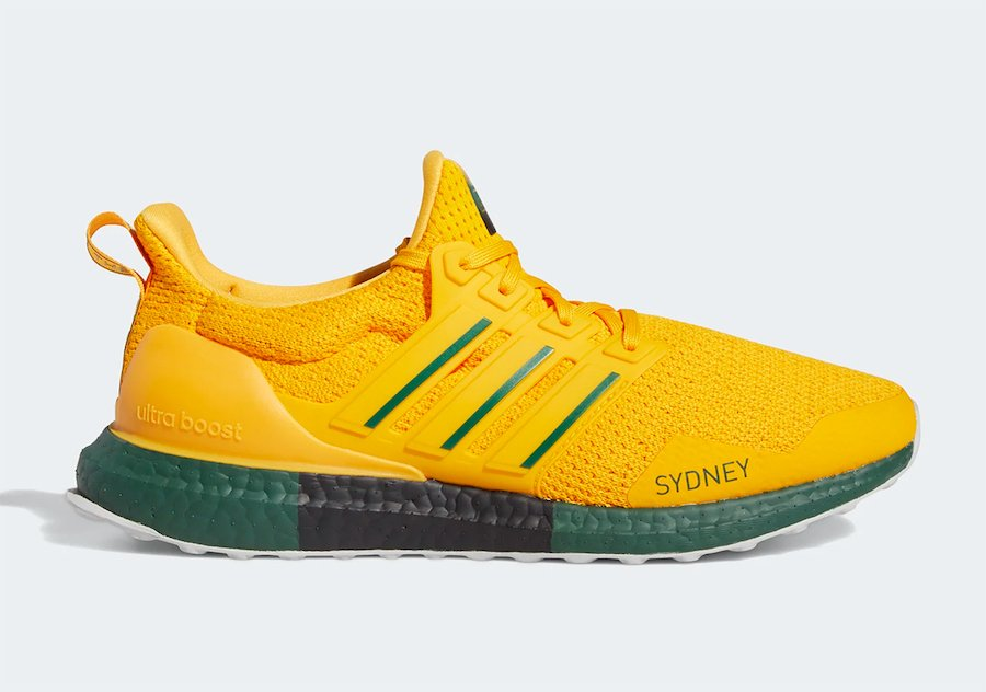 adidas Ultra Boost DNA Sydney FY2897 Release Date Info