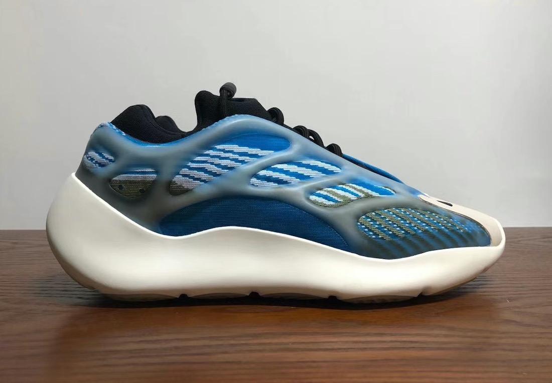 adidas Yeezy 700 V3 Azareth Release Info