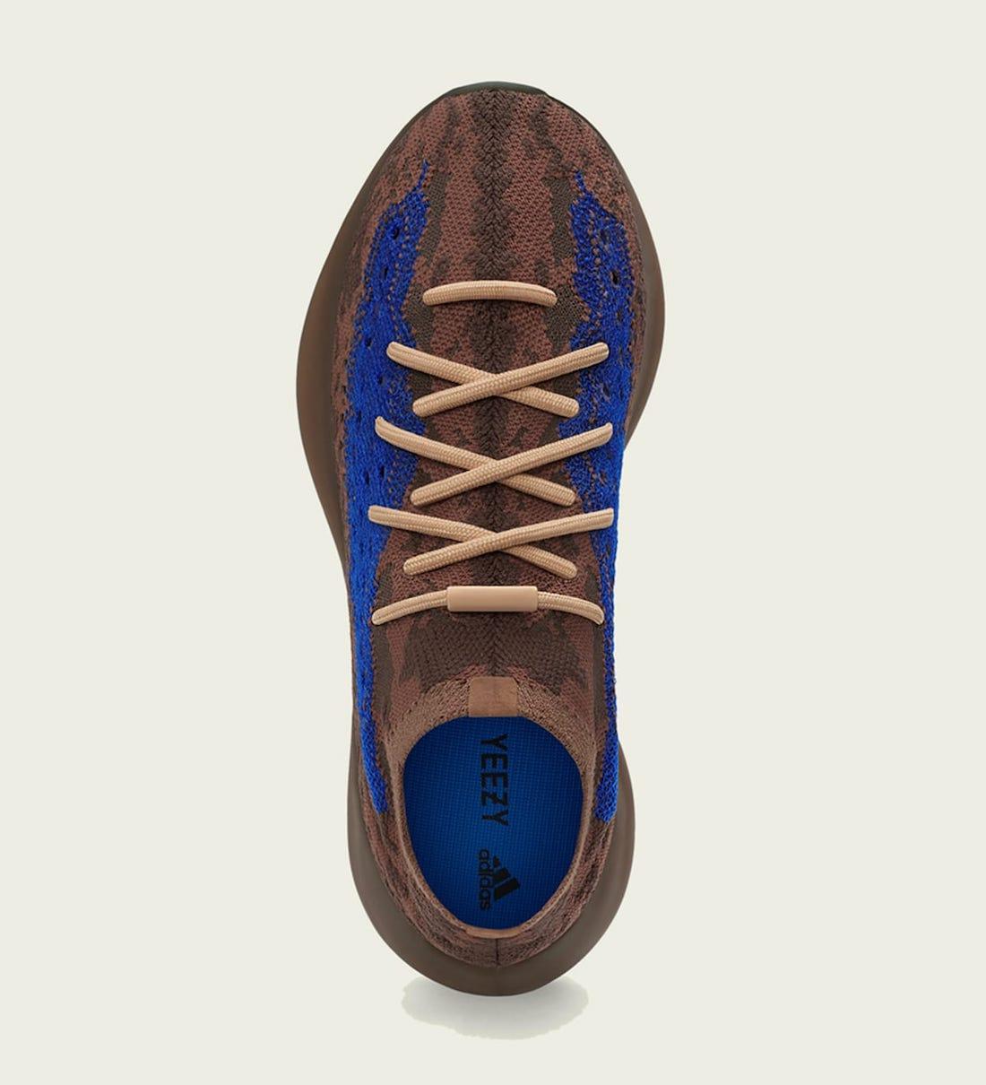 adidas Yeezy Boost 380 Azure FZ4986 Release Date