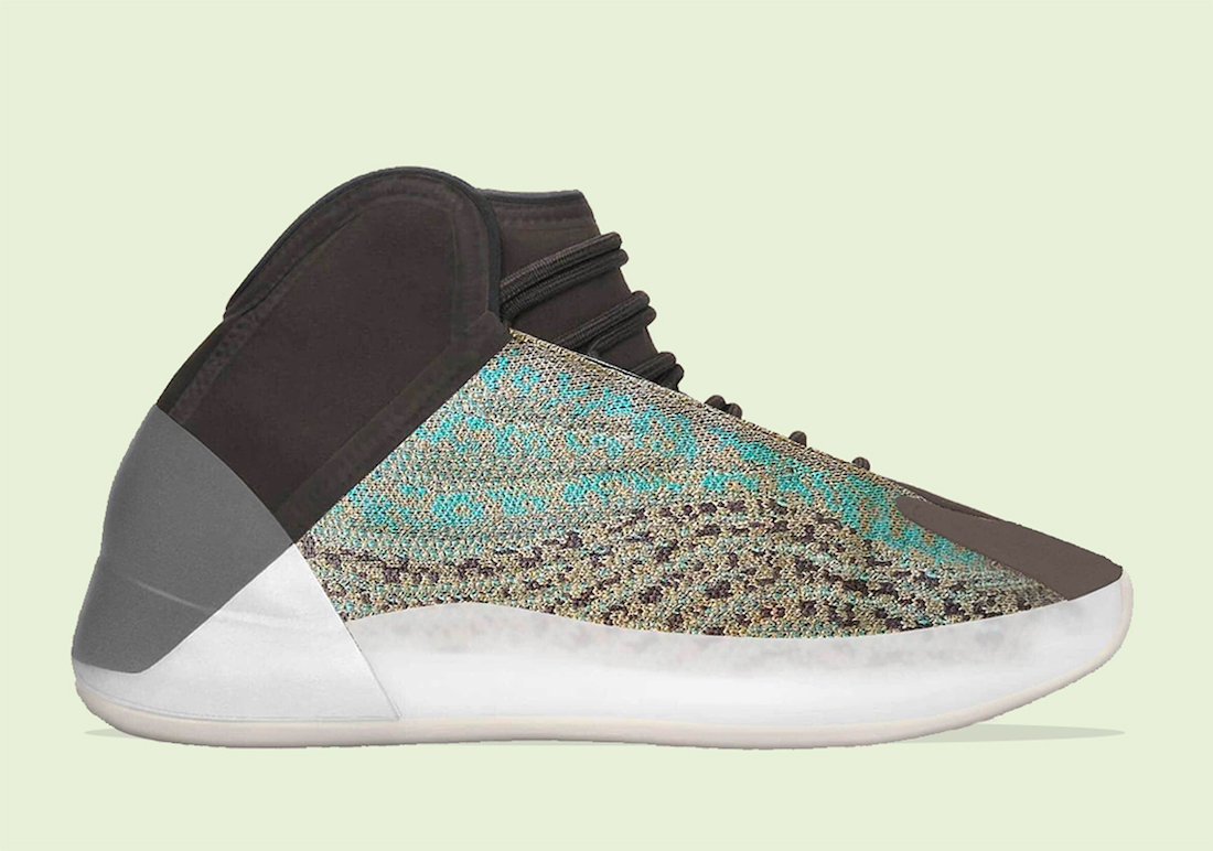 adidas Yeezy Quantum Teal Blue Release Date Info