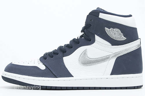 Air Jordan 1 CO.JP Japan Midnight Navy Release Date