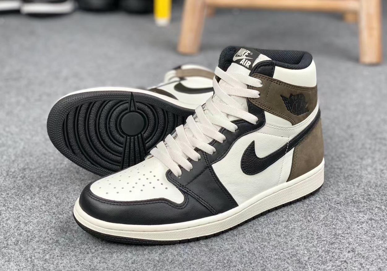Air Jordan 1 Dark Mocha 555088-105 Release Date Price