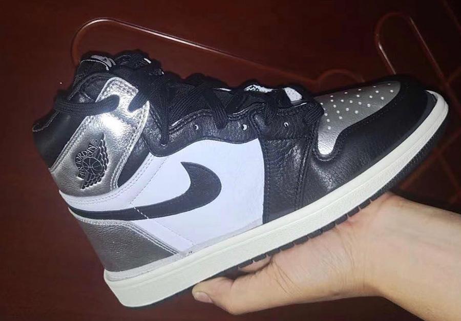 Air Jordan 1 High OG Silver Toe CD0461-001 Release Date