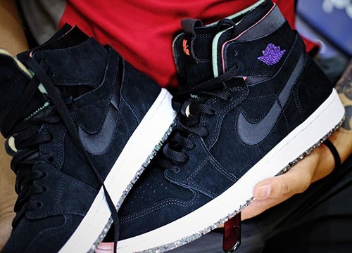 Air Jordan 1 High Zoom Court Purple Release Date