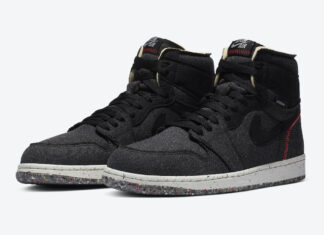 Air Jordan 1 High Zoom Space Hippie CW2414-001 Release