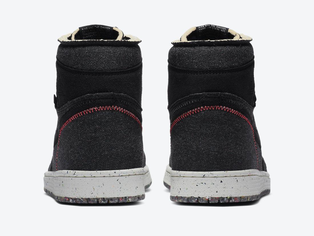 Air Jordan 1 High Zoom Space Hippie CW2414-001 Release