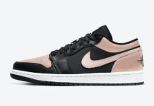 Air Jordan 1 Low Crimson Tint 553558-034 Release Date Info