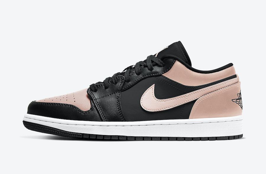 Air Jordan 1 Low 'Crimson Tint' Releasing Soon