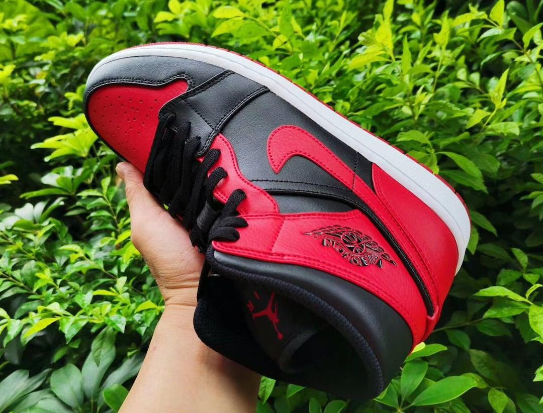 Air Jordan 1 Mid Bred 2020 Release Date Info