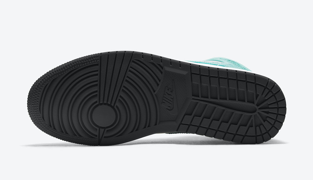 Air Jordan 1 Mid Tropical Twist 554724-132 Release Date Info