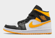 Air Jordan 1 Mid Laser Orange CV5276-107 Release Date Info
