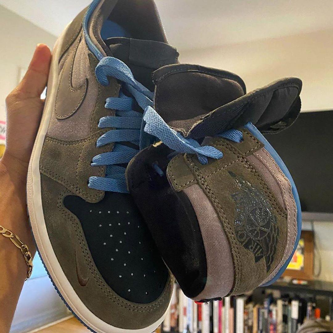 Air Jordan 1 Switch Release Date Info