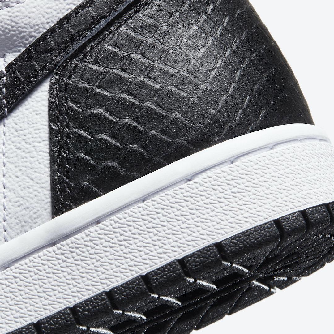 Air Jordan 1 Womens Satin Snake CD0461-601 Release Info